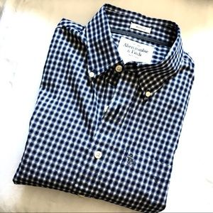 Abercrombie & Fitch Checkerboard SHIRT
